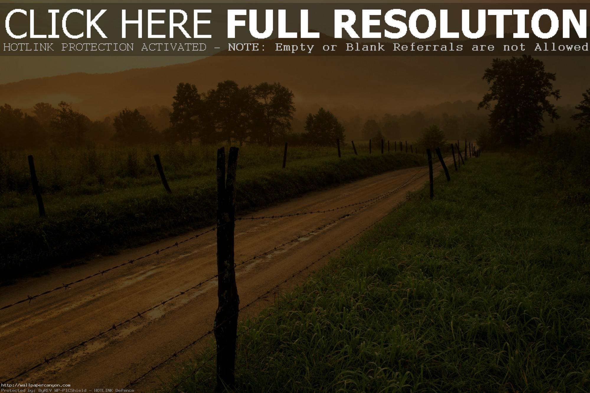 Country Wallpaper