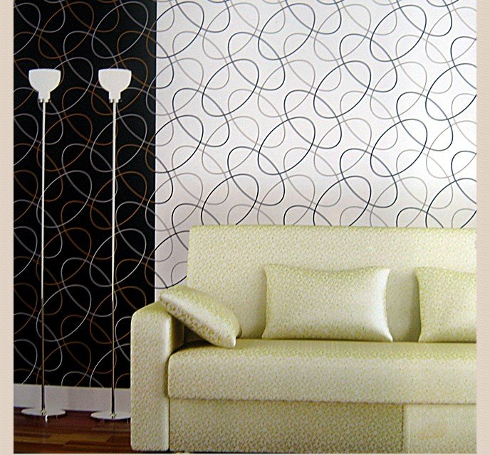 Covering Wallpaper