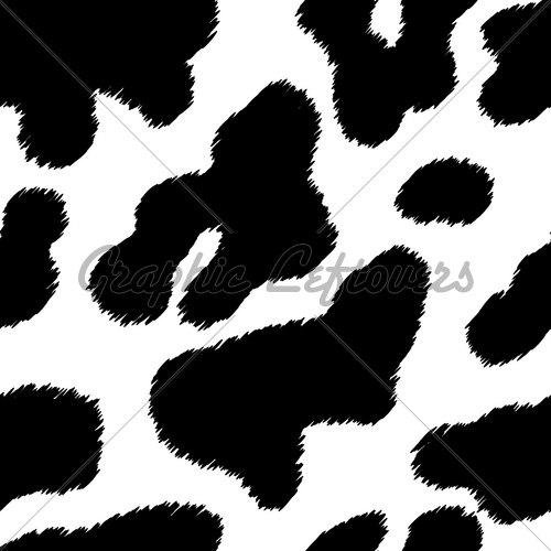 Cow Skin Wallpaper