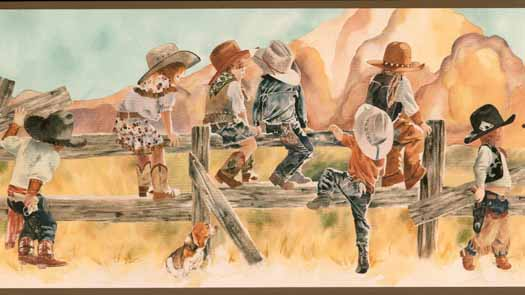Download Cowboy Wallpaper For Kids Gallery