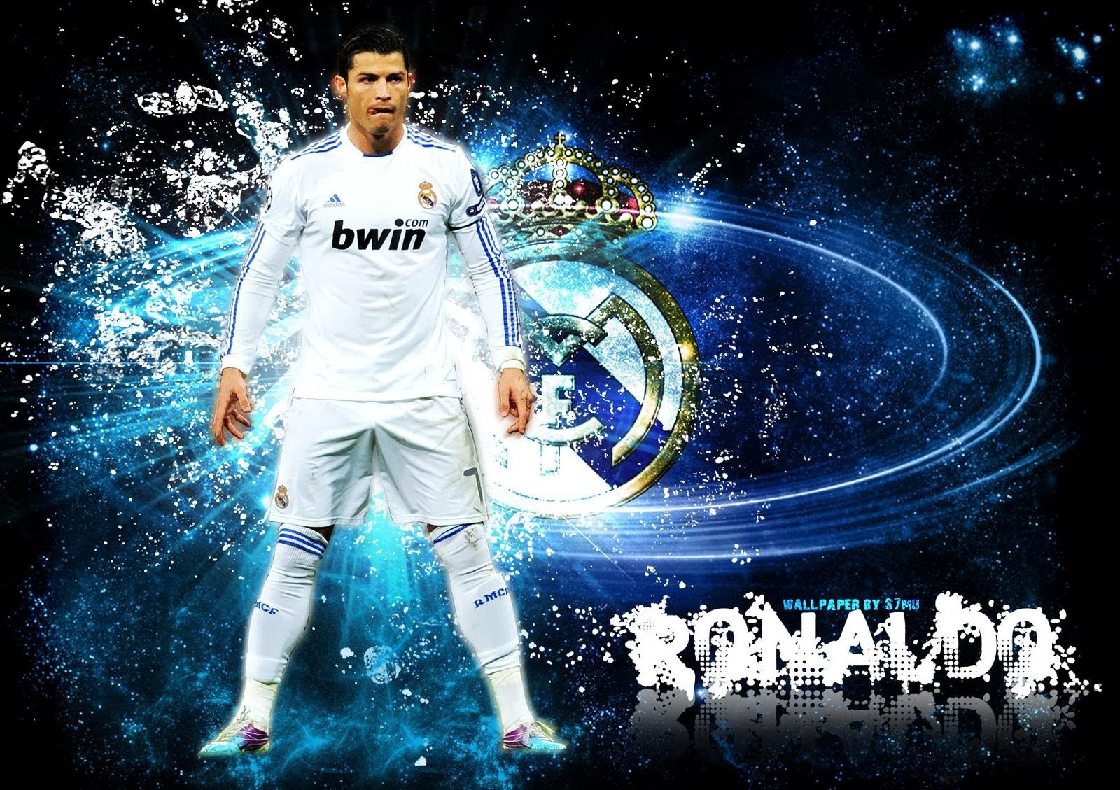 Cr7 Wallpaper Hd: Download Cr7 HD Wallpapers Download Gallery