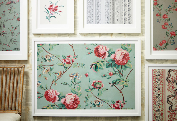 Crafts Using Wallpaper Samples
