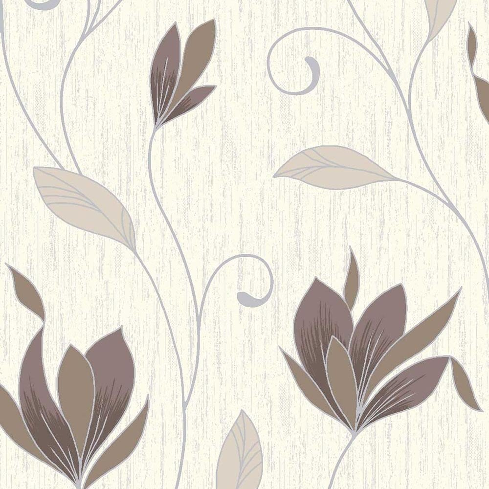 Cream And Brown Wallpaper Designs