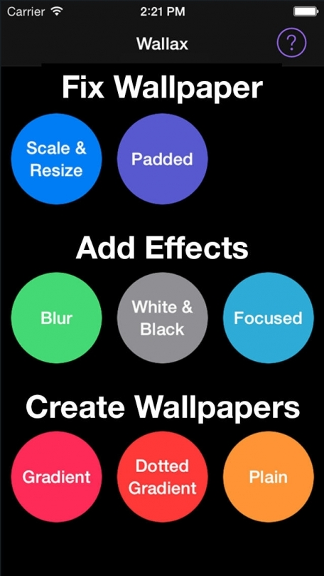 Create Own Iphone Wallpaper
