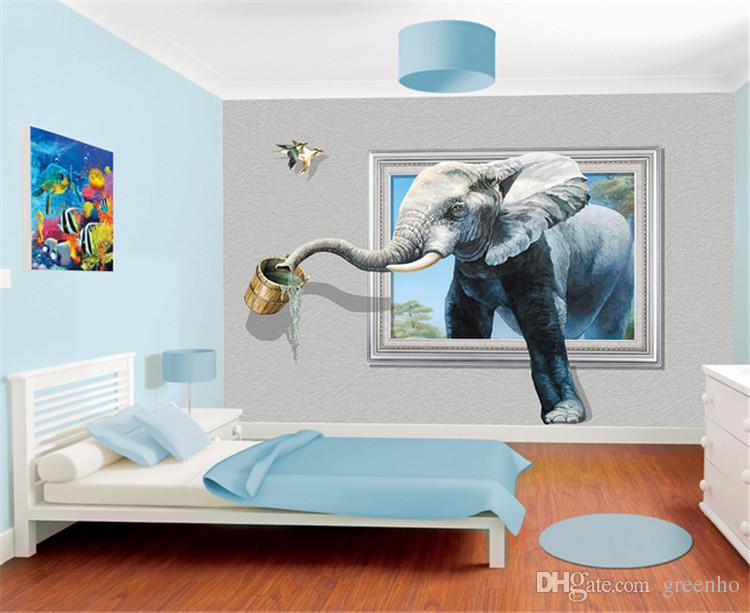 Download creative wallpaper for home gallery for Unusual wallpaper for home