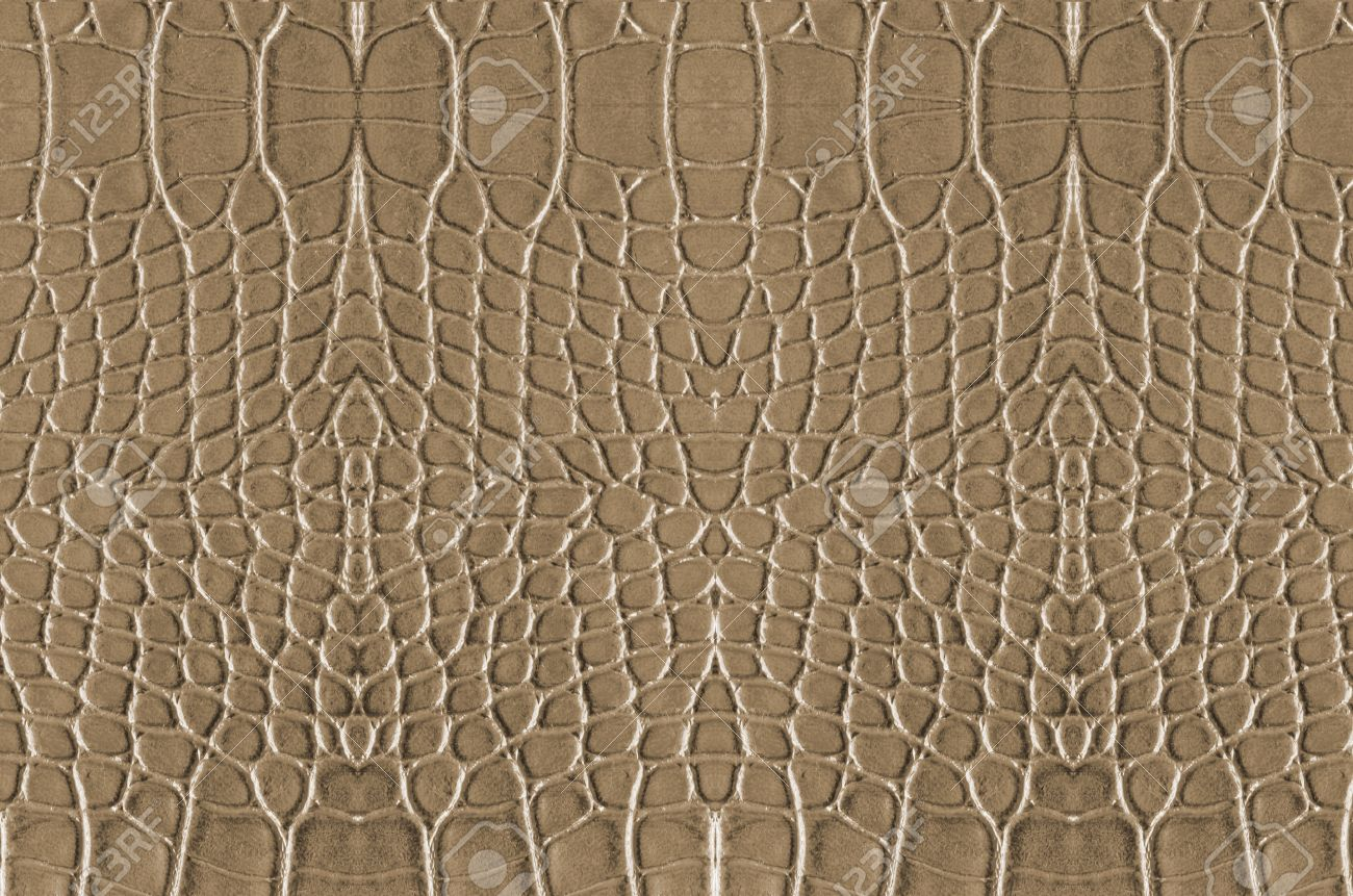 Crocodile Leather Wallpaper
