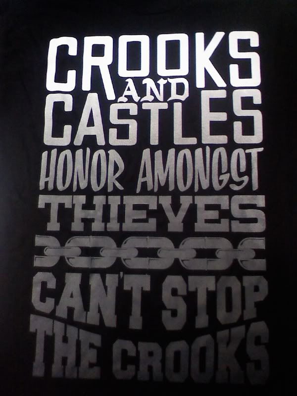 Crooks And Castles Iphone Wallpaper