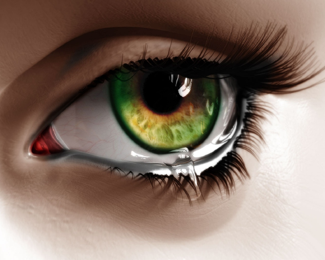 Crying Eyes HD Wallpapers