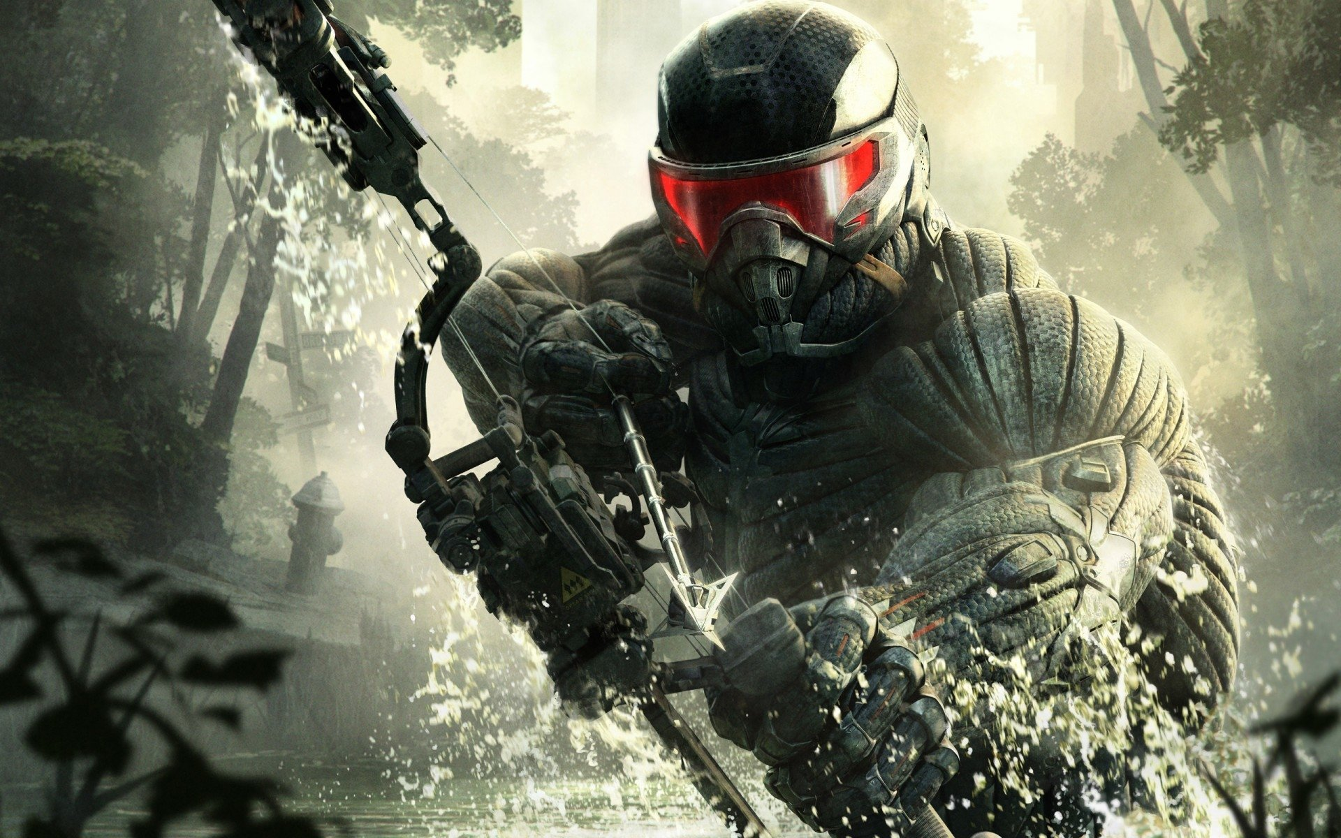 Crysis 3 Wallpaper