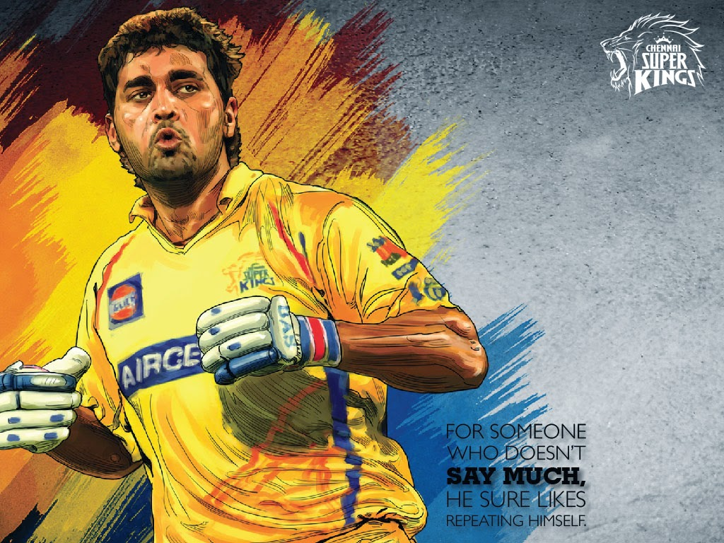 Dhoni Csk Wallpapers Hd: Download Csk Wallpapers Download Gallery