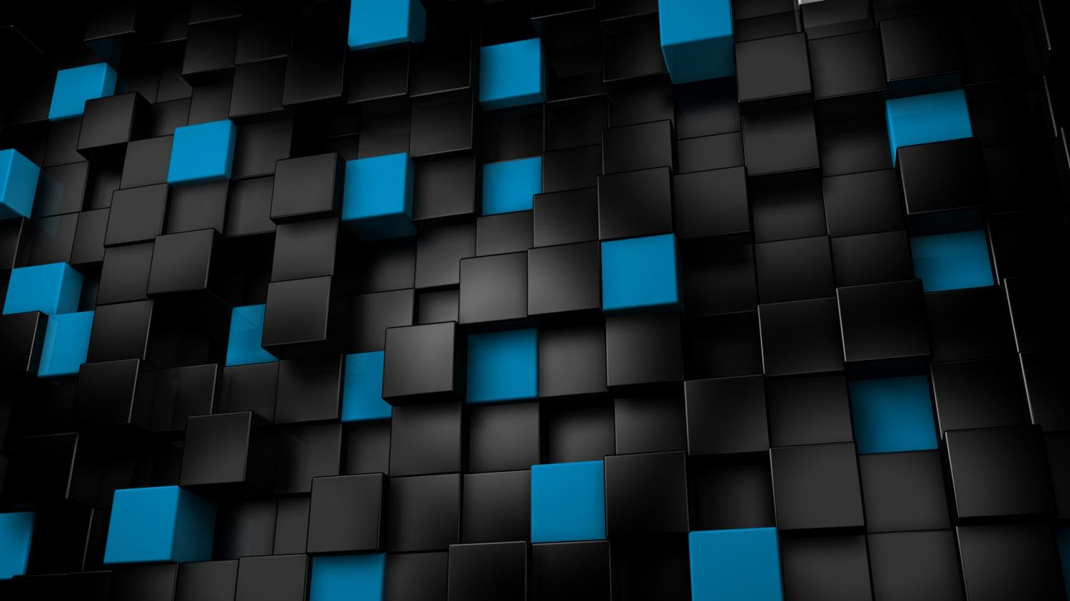 Cubic Wallpaper