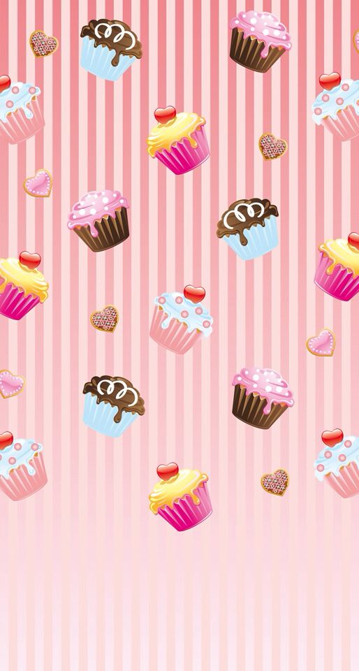 Cupcake wallpaper iphone