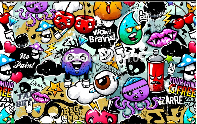 Download Custom Graffiti Wallpaper Gallery