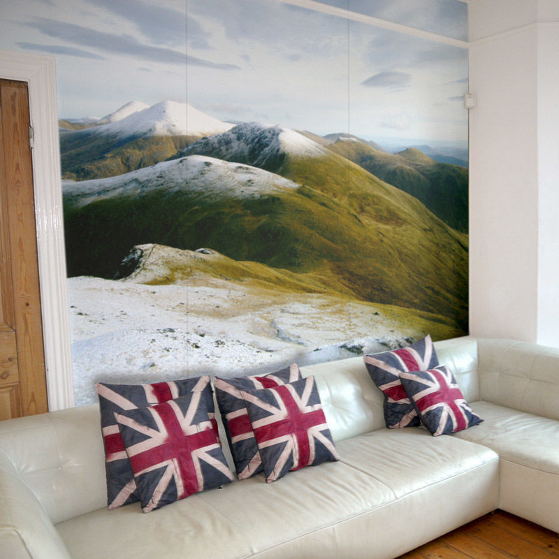 Custom Printed Wallpaper Uk