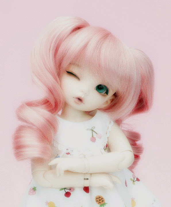 Cute Animated Dolls Wallpapers