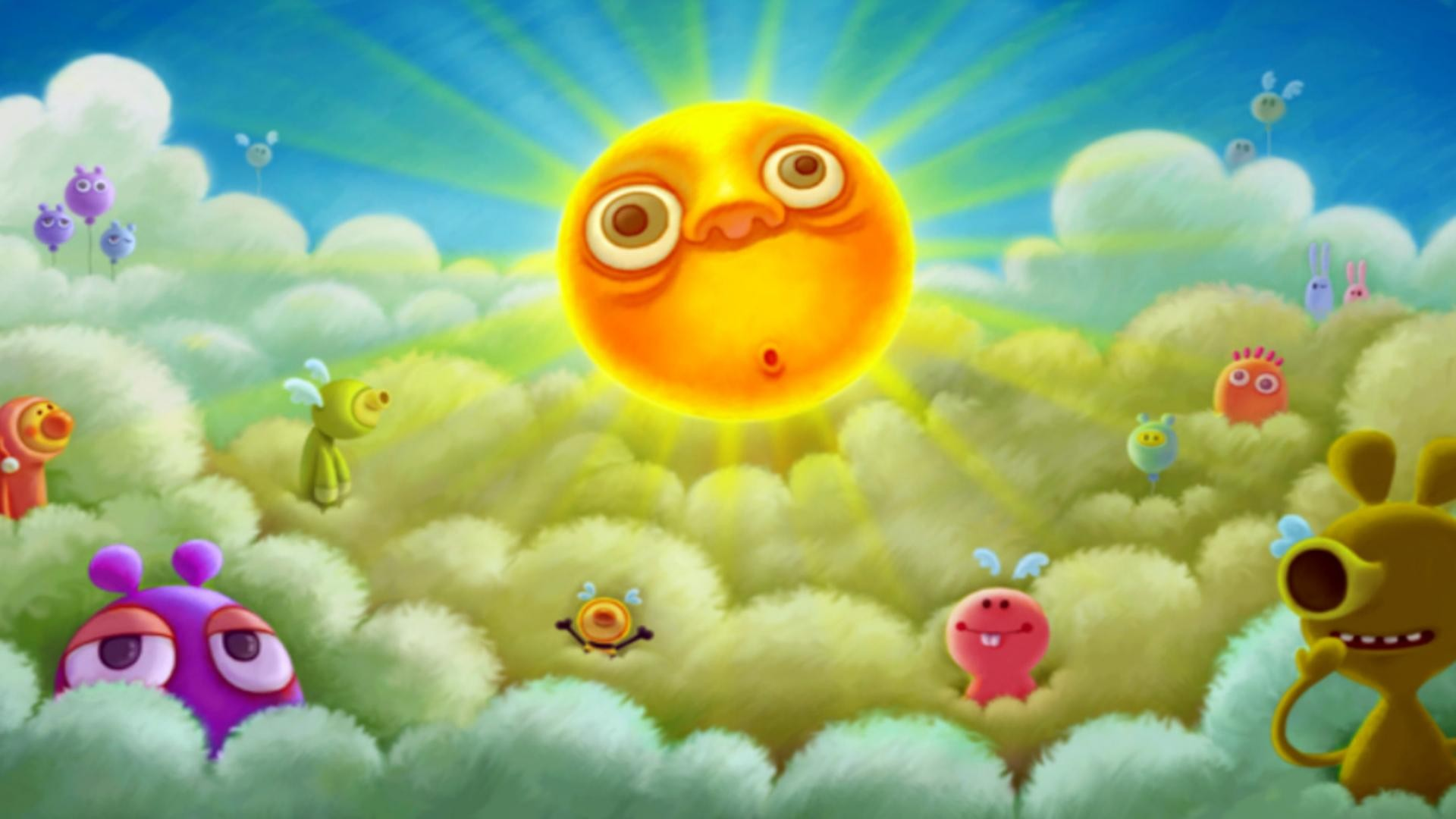Cute Animated HD Wallpapers