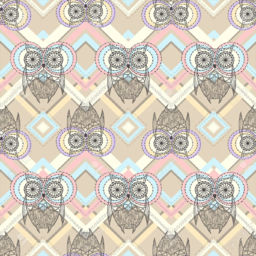 Cute Aztec Wallpaper