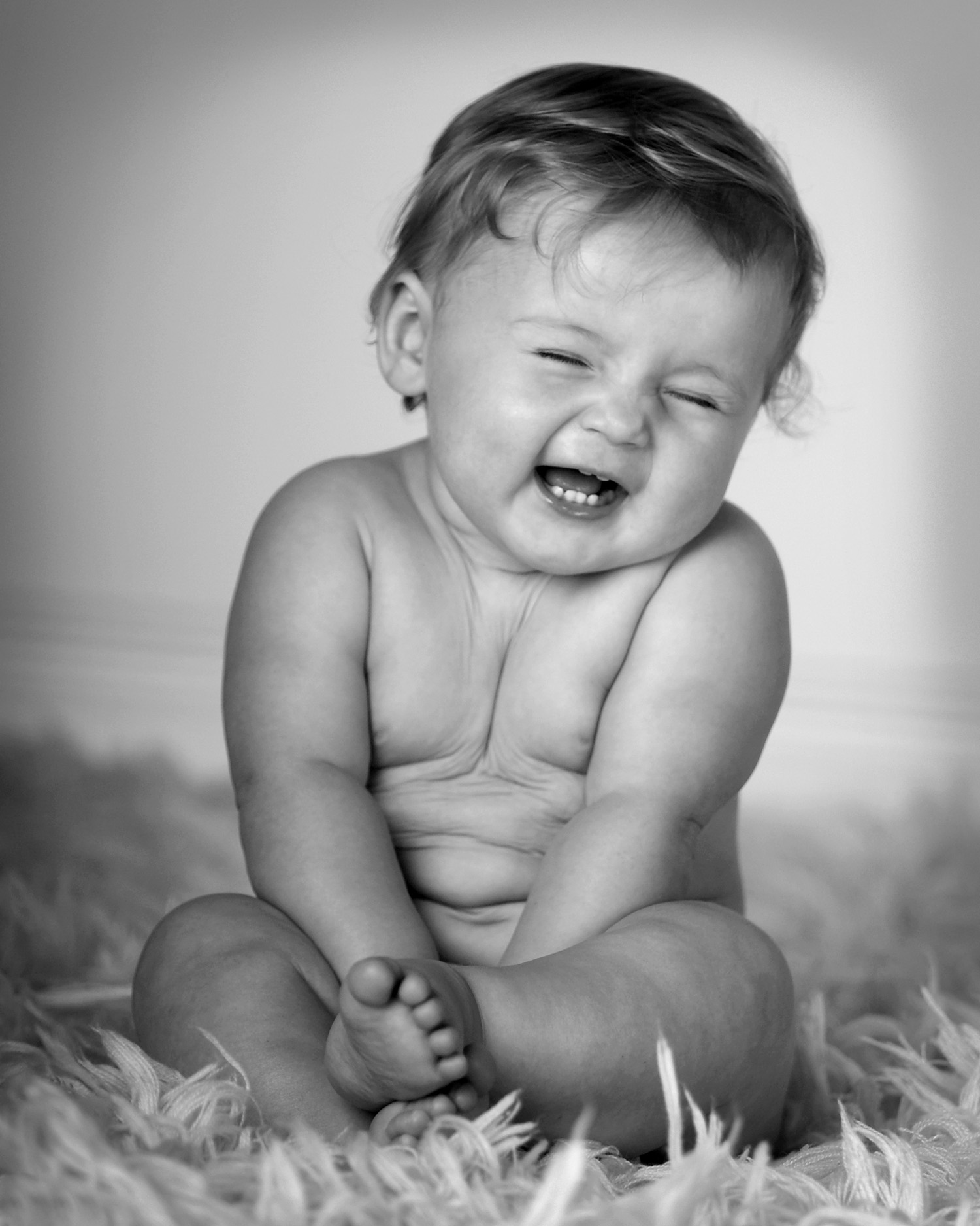 Download Cute Babies Laughing Wallpapers Gallery