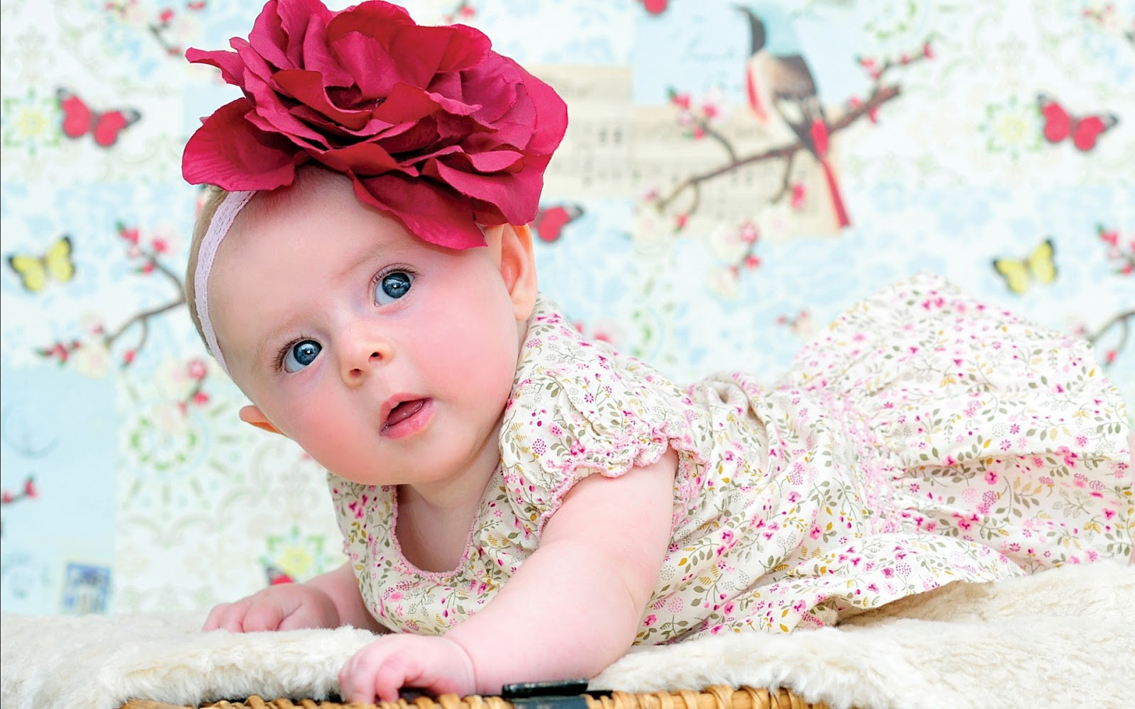 Cute Baby Download Wallpaper