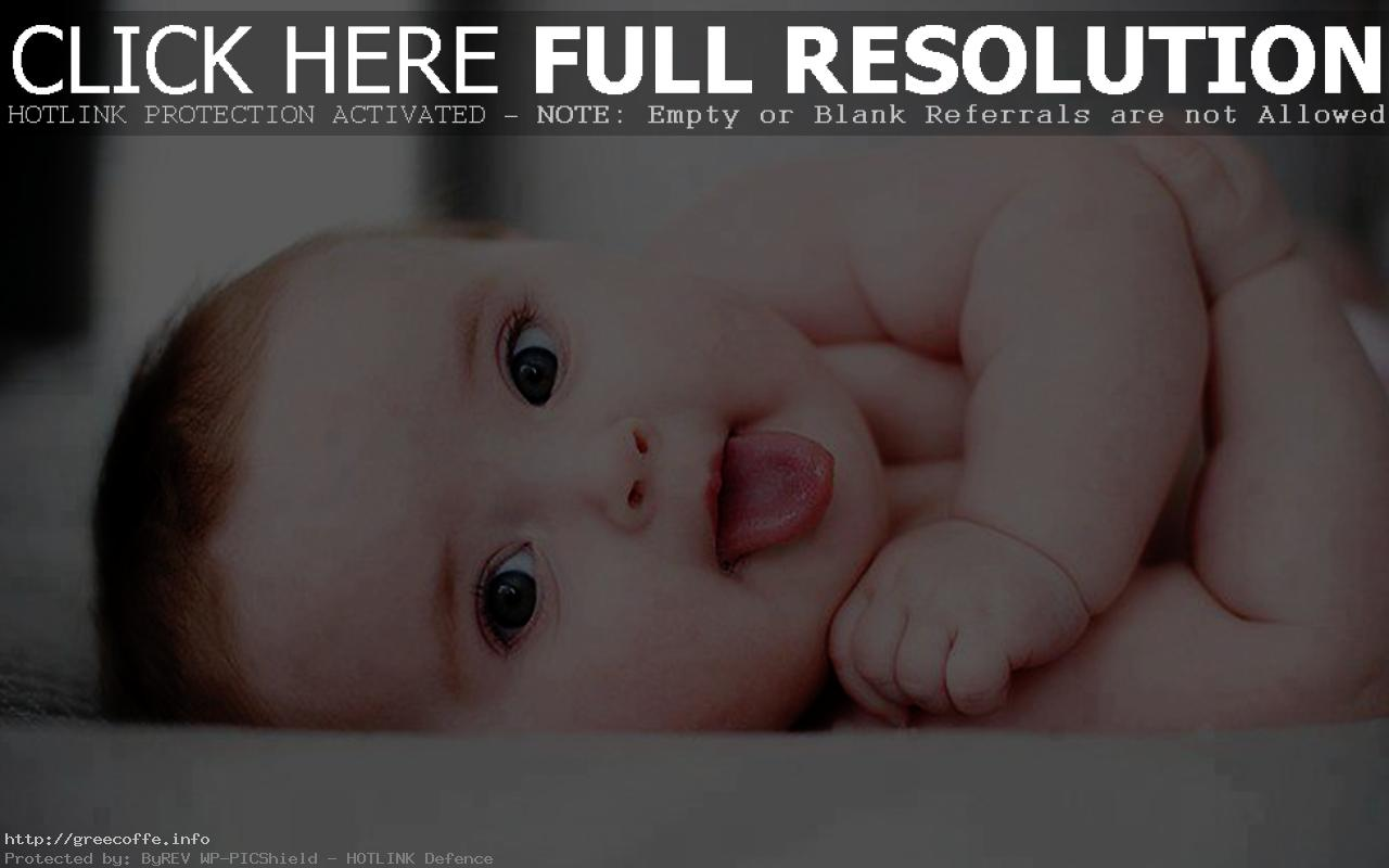 Cute Baby HD Wallpaper Download