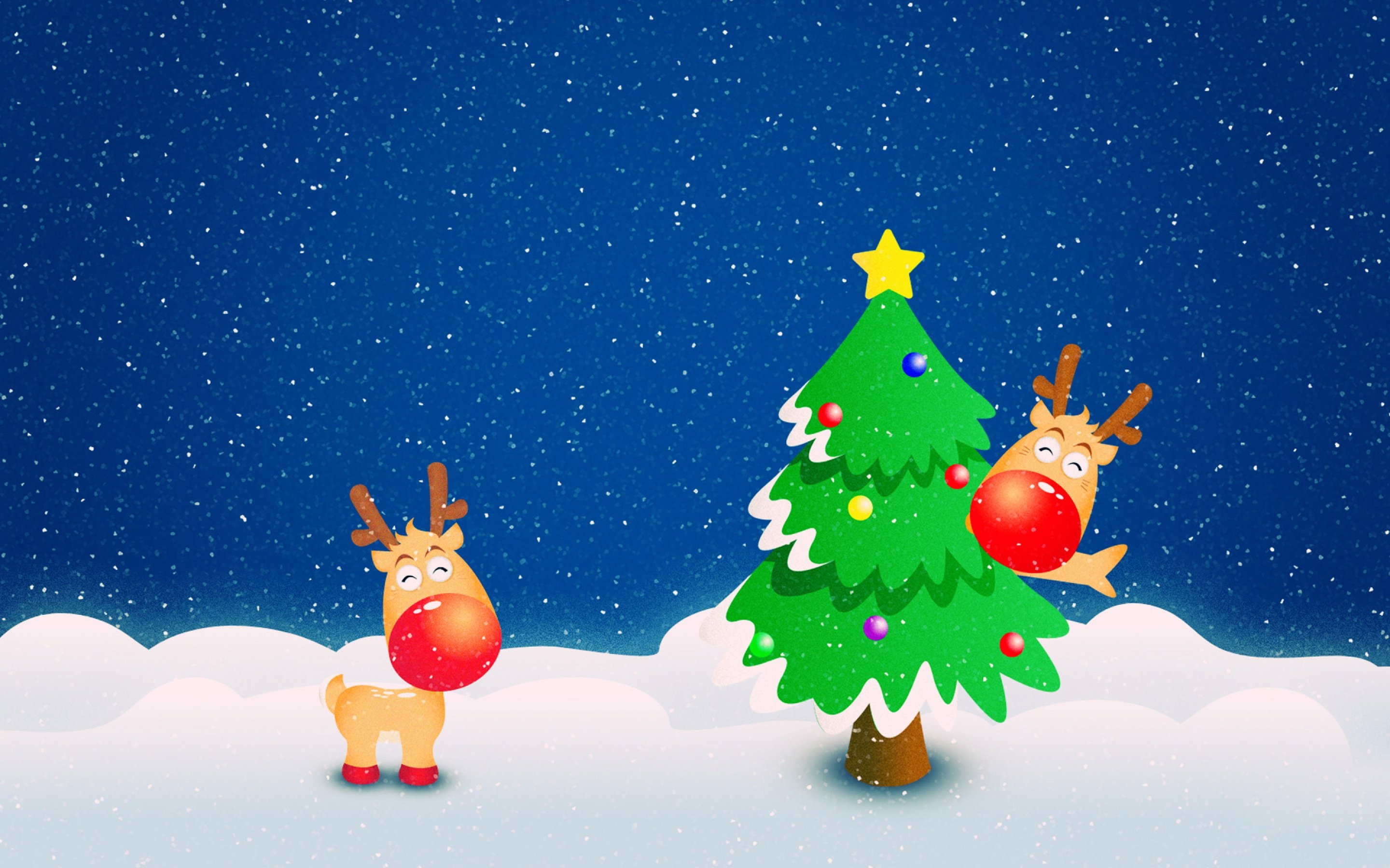 Cute Christmas Wallpapers: Download Cute Christmas Tree Wallpaper Gallery