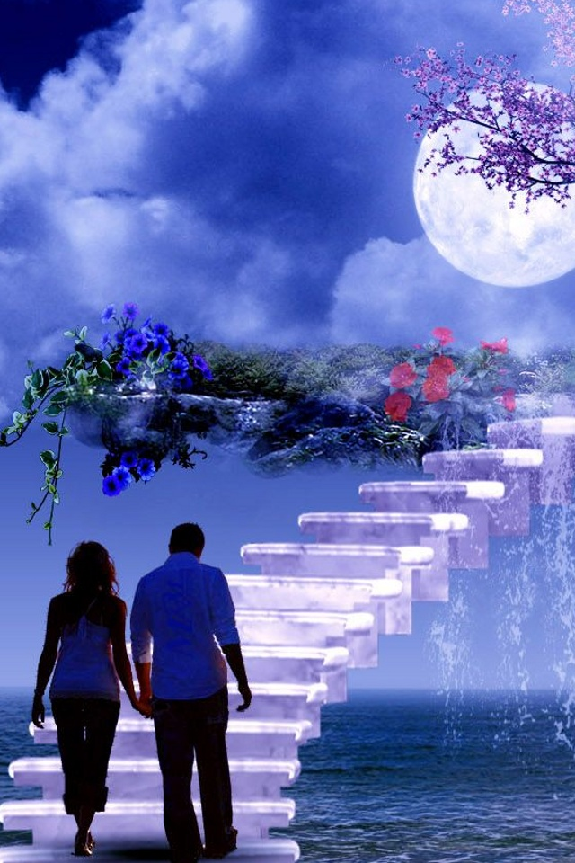 Cute Couple Wallpaper Free Download