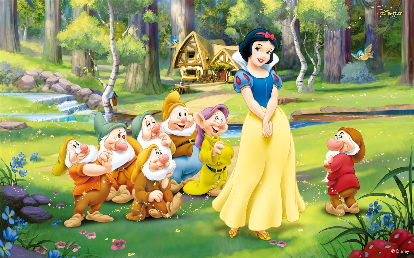 Cute Disney Cartoon Wallpapers