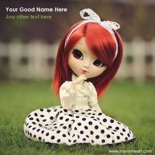 Cute Doll Wallpapers With Quotes