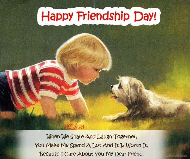Cute Friendship Day Wallpapers
