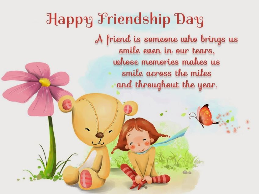 Cute Friendship Wallpapers Free Download