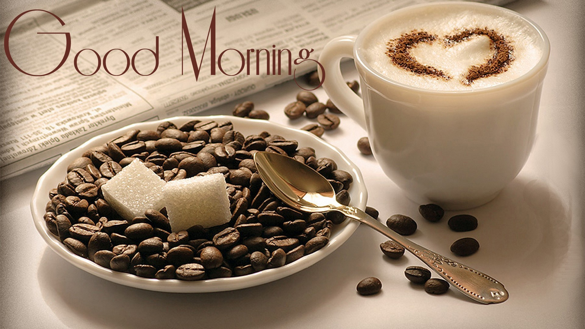 Cute Good Morning Wallpapers Quotes
