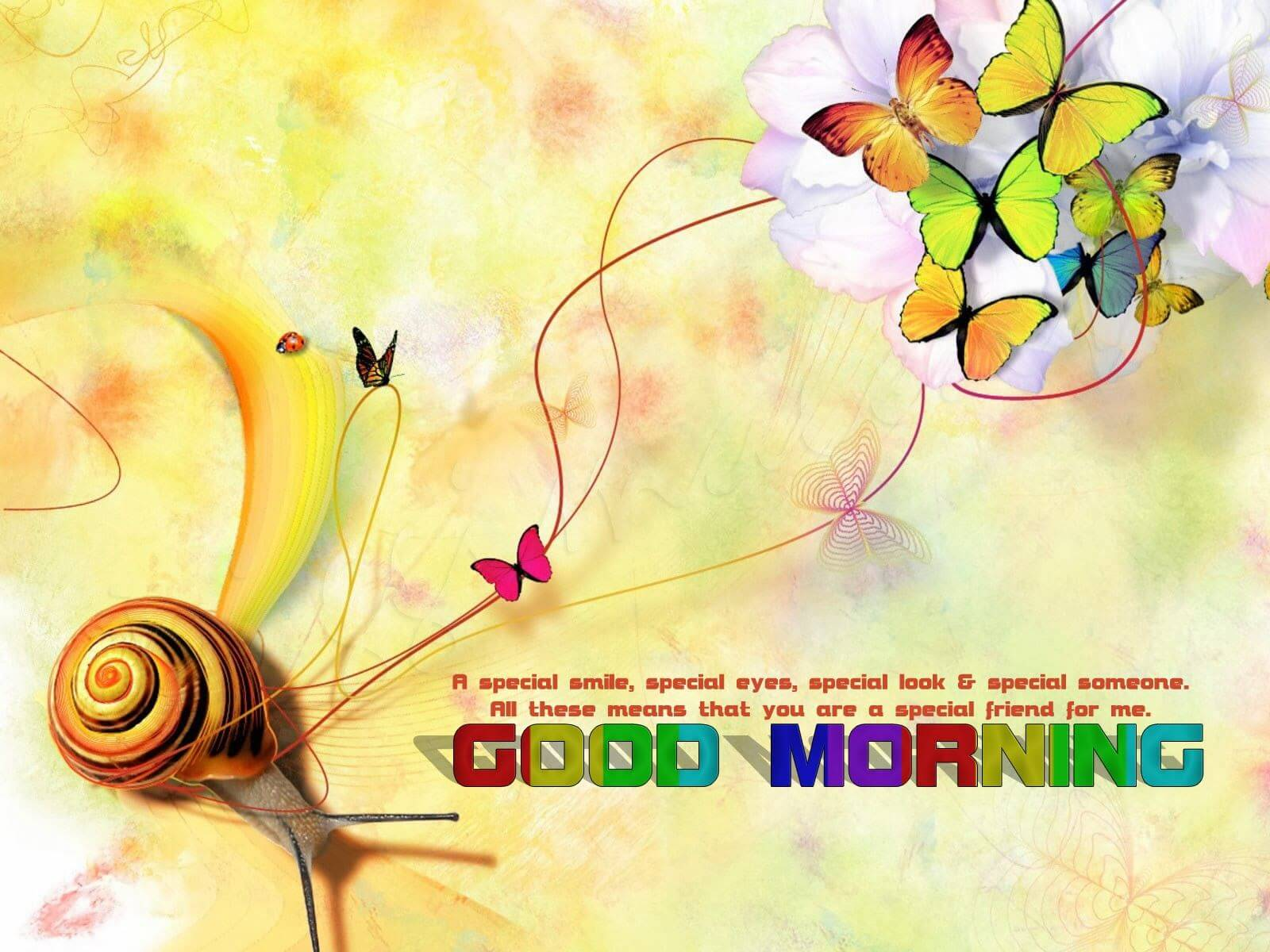 Download Cute Good Morning Wallpapers Quotes Gallery
