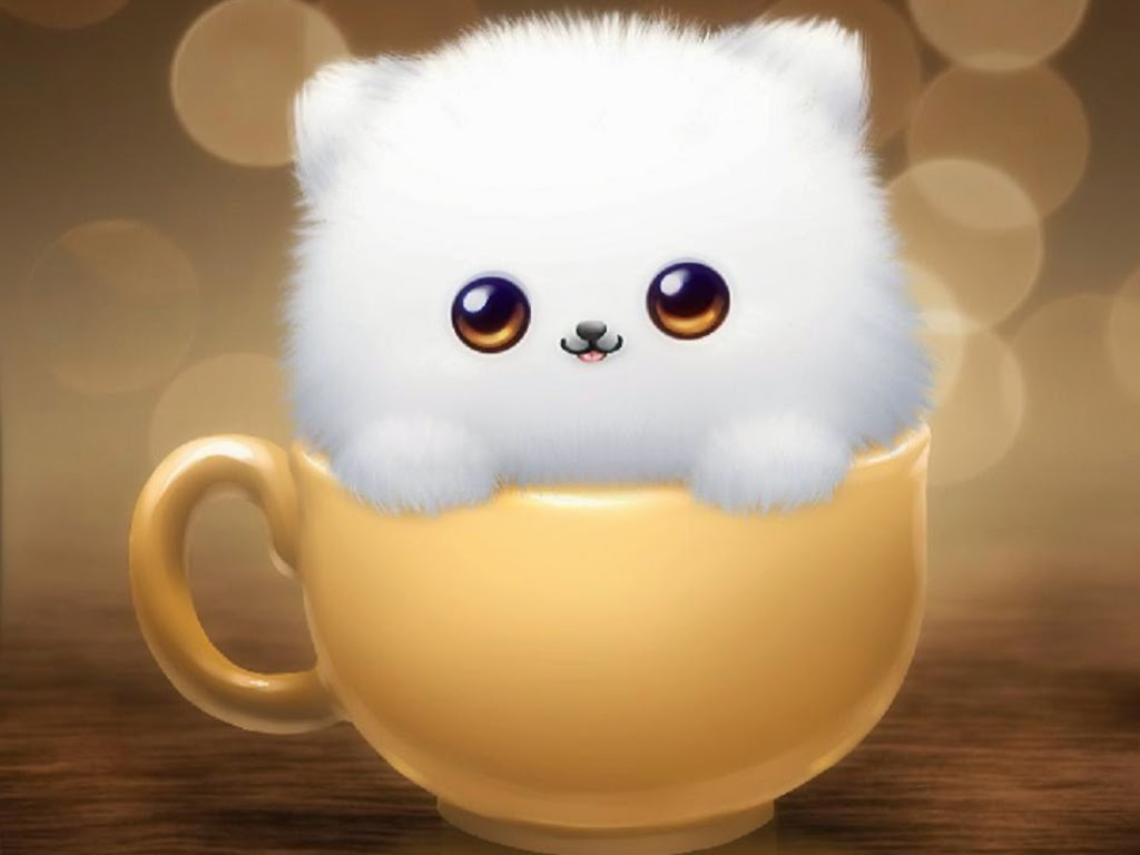 Cute HD wallpaper for download