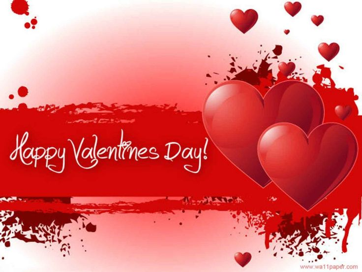 Cute Happy Valentines Day Wallpapers