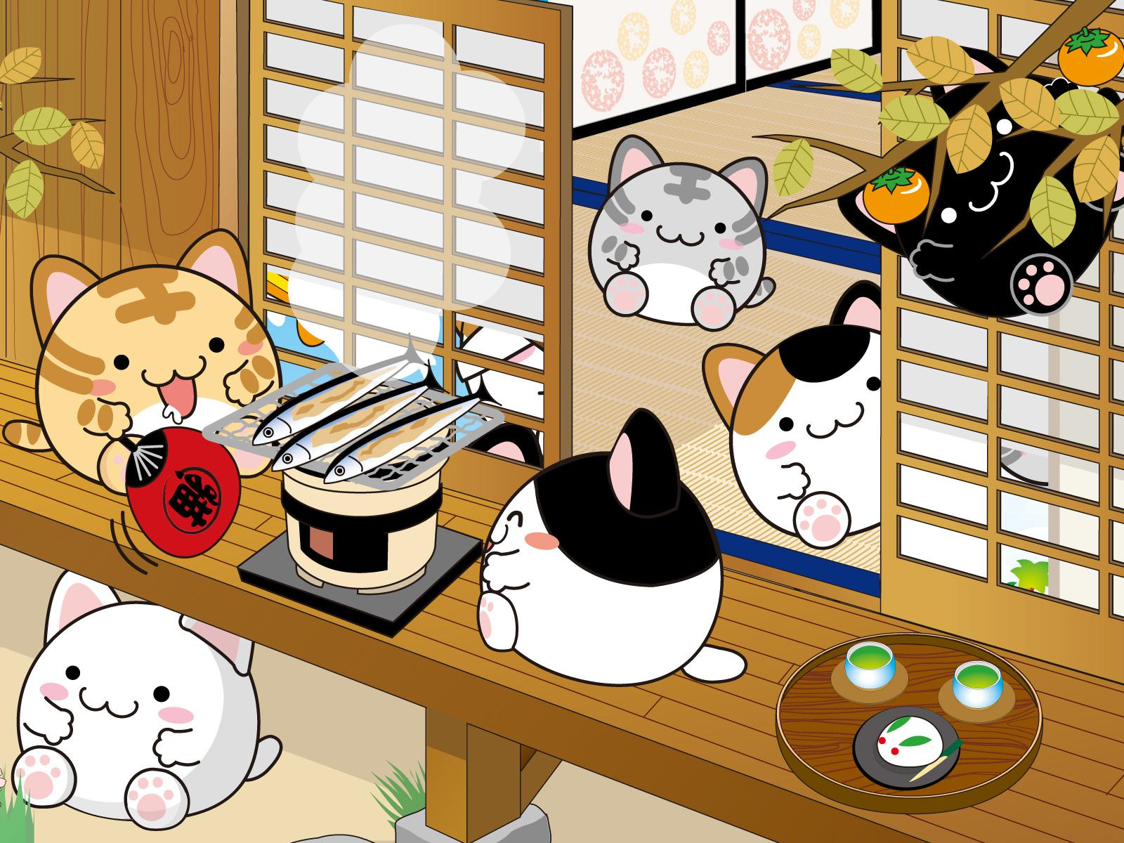Cute Japanese Wallpaper
