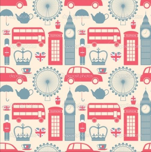 Cute London Wallpaper