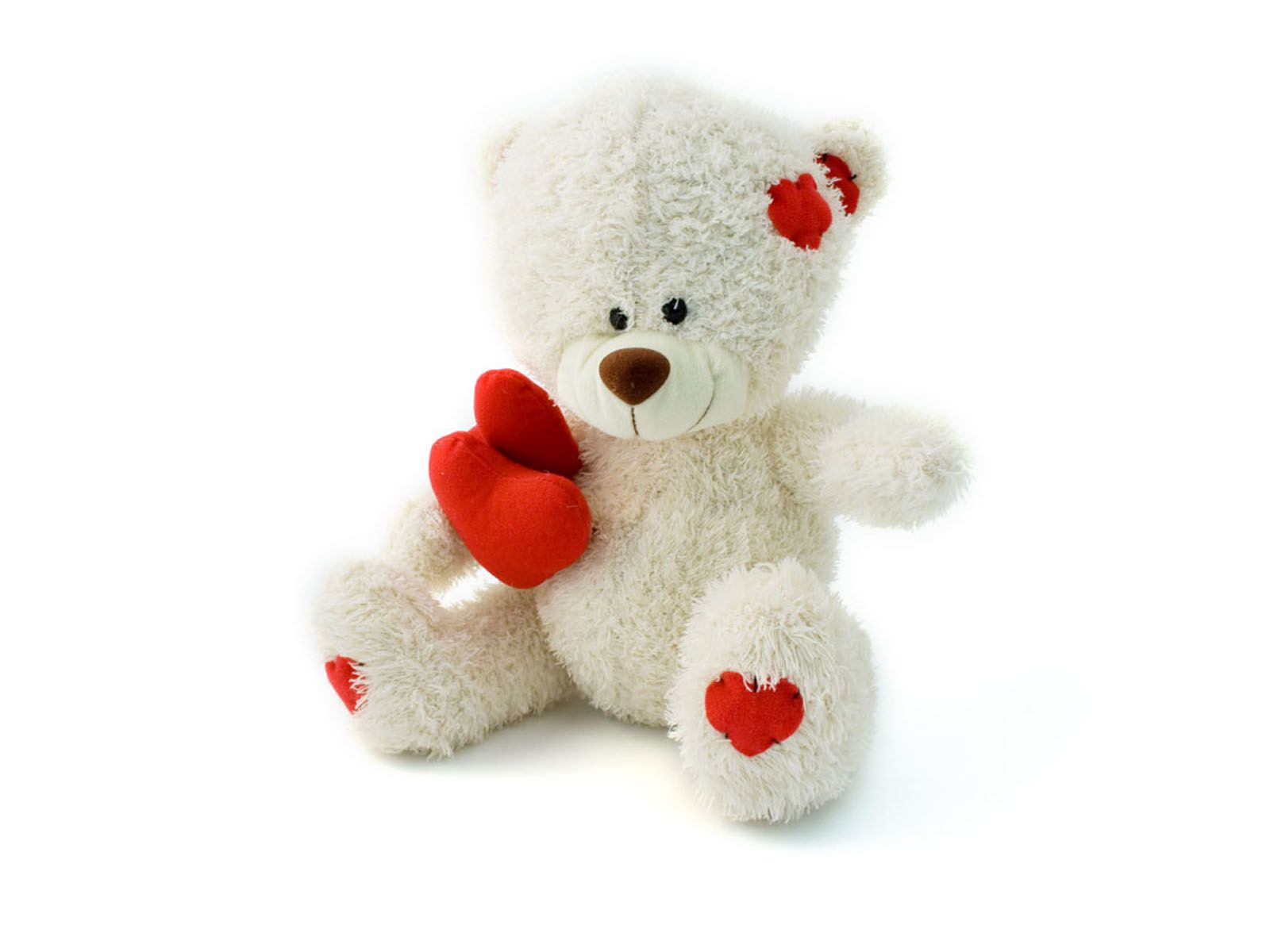 Cute Love Teddy Bear Wallpaper