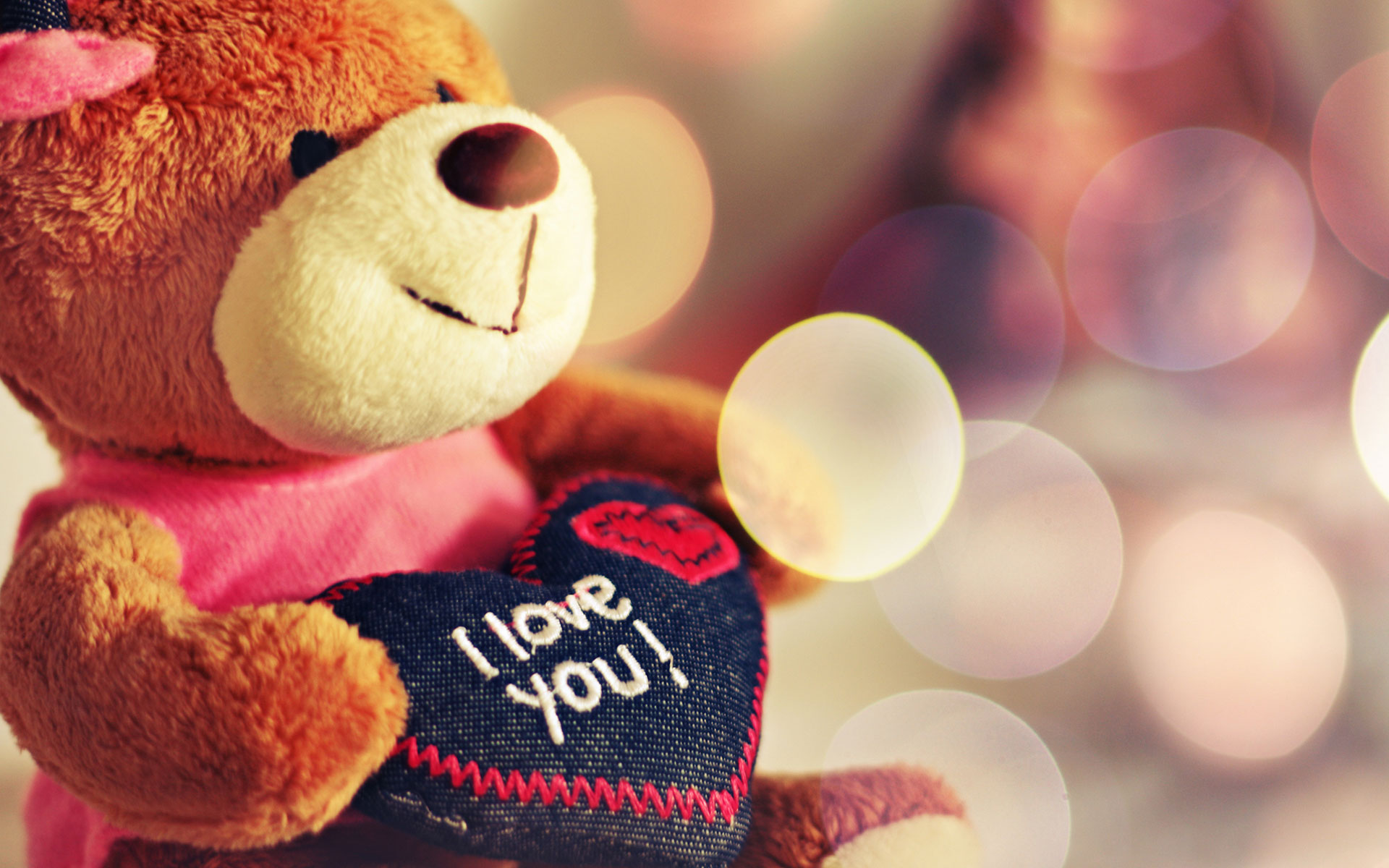 Cute Love U Wallpapers