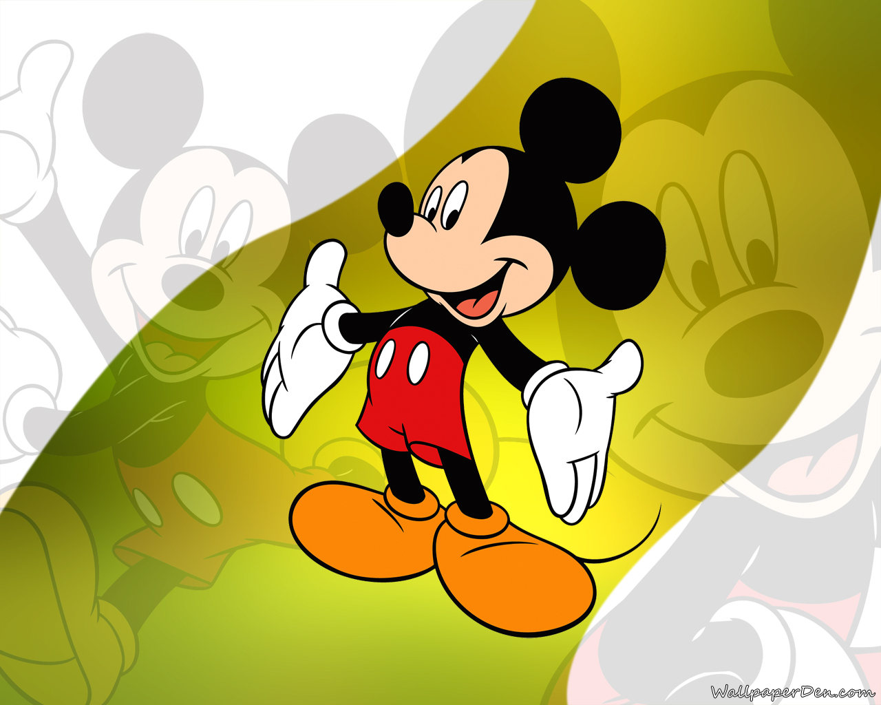 Download Cute Mickey Mouse Wallpaper HD Download Gallery