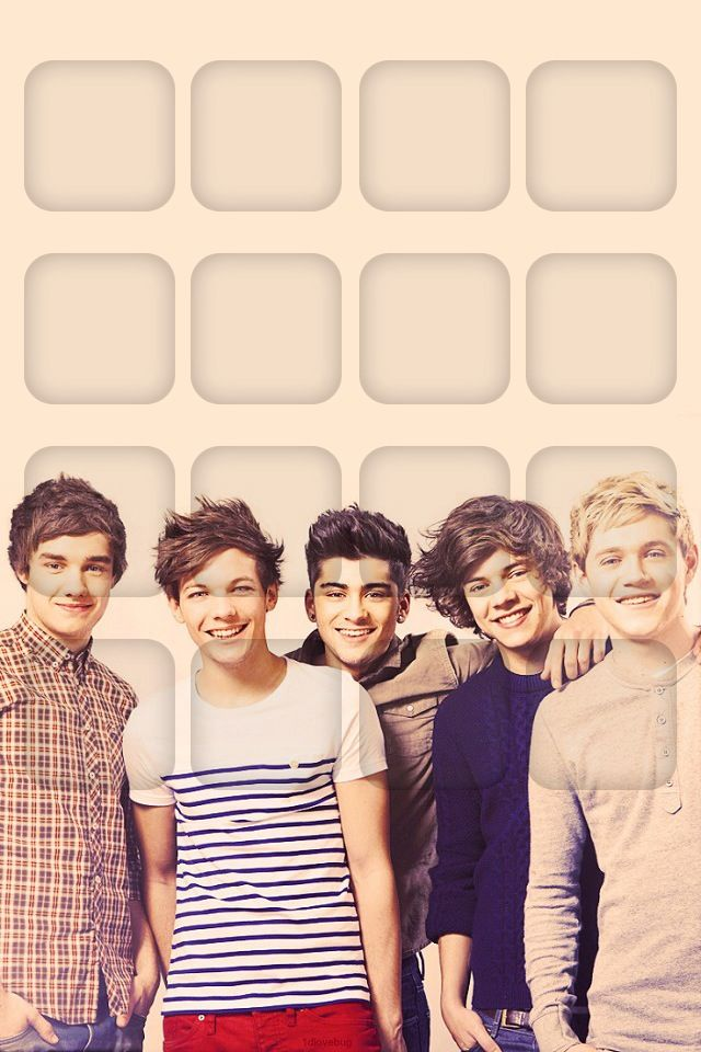 Cute One Direction Wallpapers