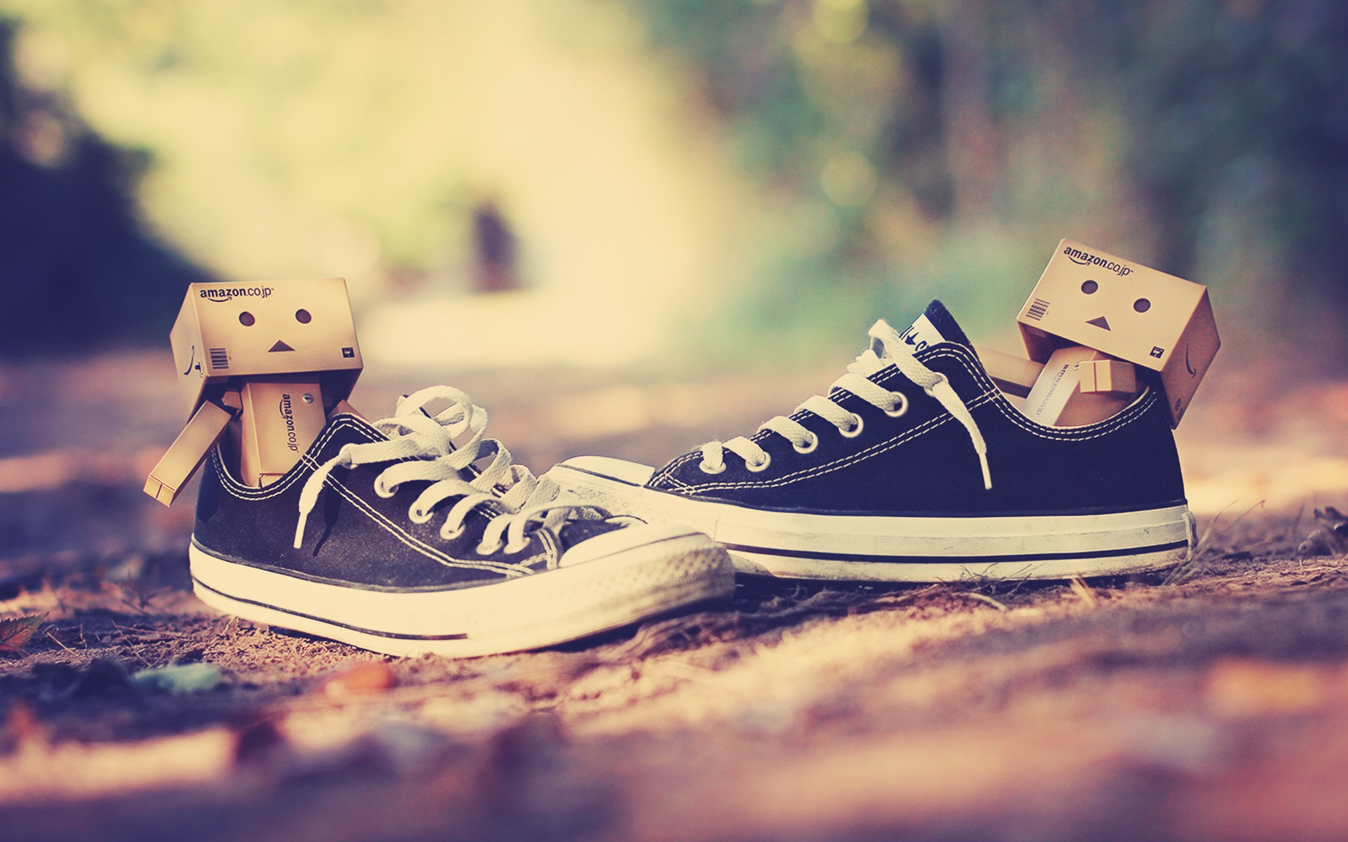 Cute Shoes Wallpaper