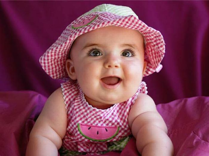 Cute Smiling Babies Wallpapers