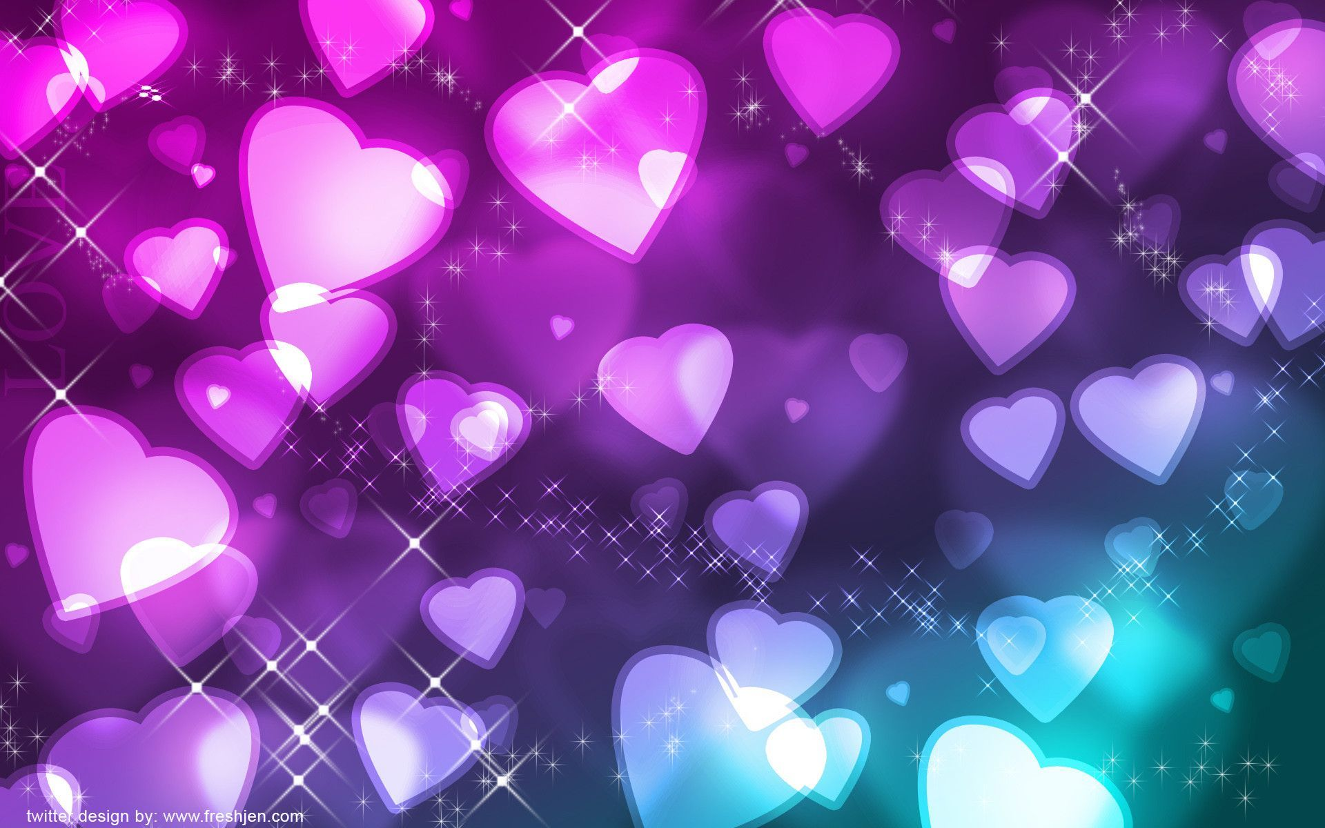 Cute Wallpapers Hearts