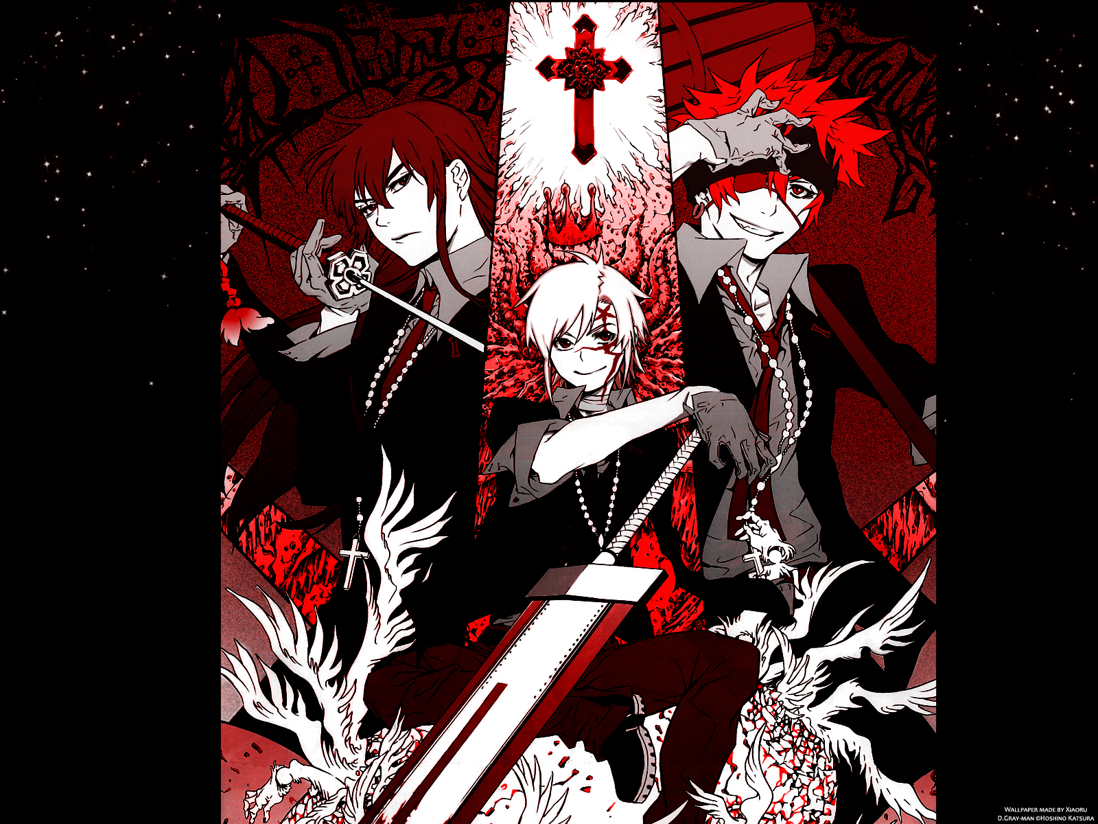 D Gray Man Wallpaper