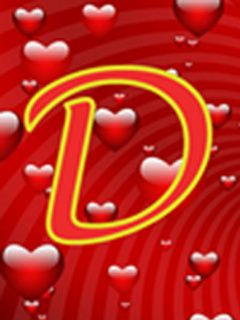 D Love S Name Wallpaper