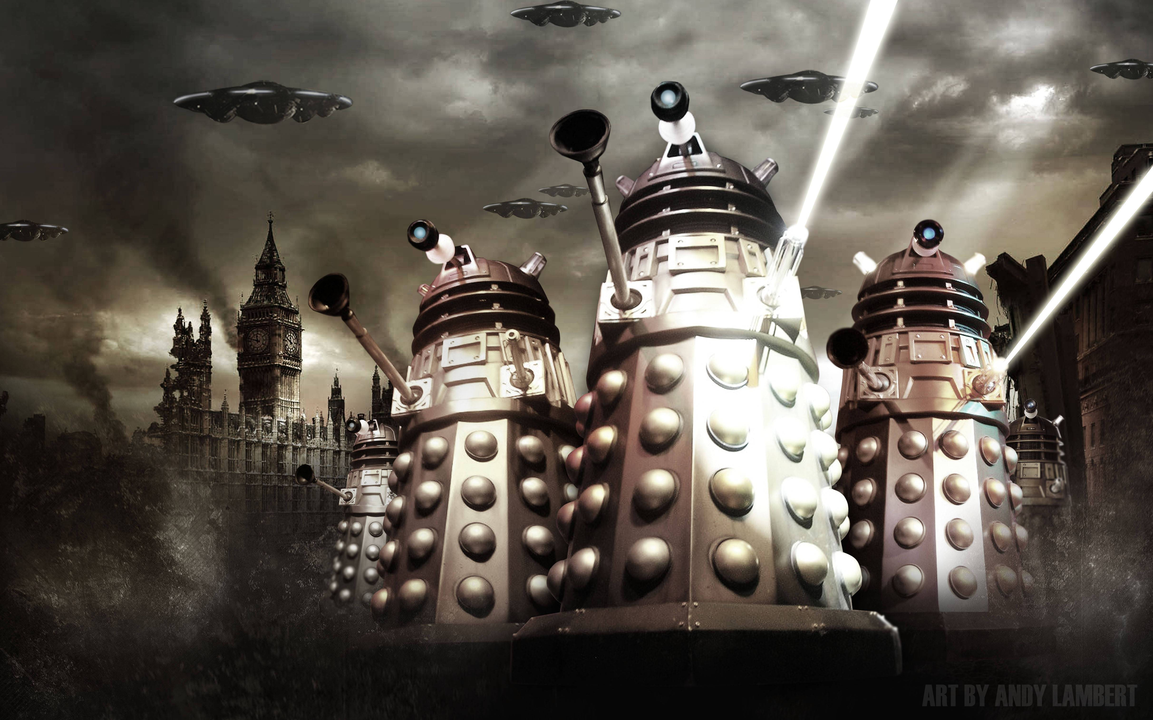 Dalek Wallpaper