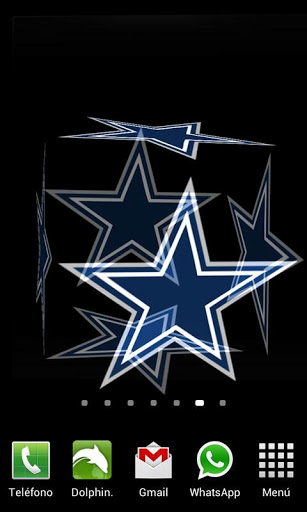 Dallas Cowboys 3D Wallpaper