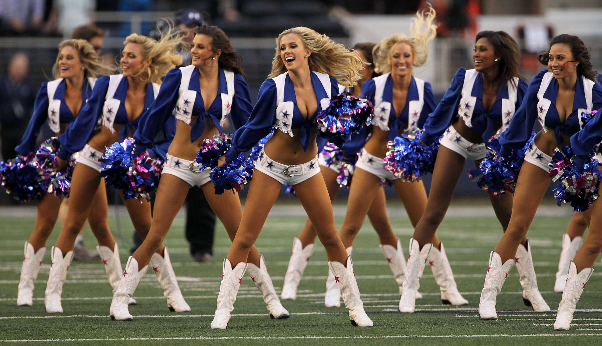 Dallas Cowboys Cheerleaders Wallpaper