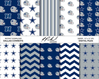 Dallas Cowboys Wallpaper Border