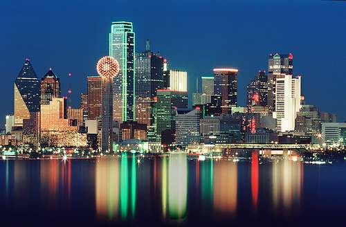 Dallas Skyline Wallpaper
